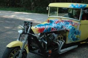 1920s Pick-up Trike