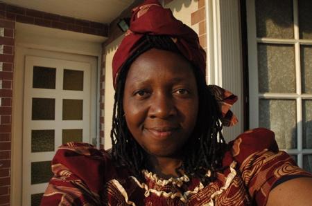 Jewish African Woman