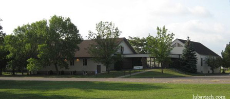 Lubavitch Retreat in Twin Cities (Photo from www.lubavitch.com)